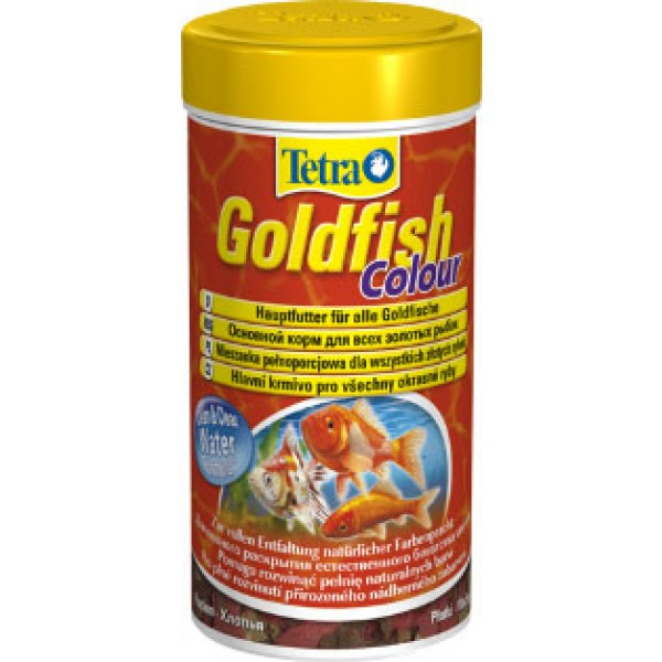 Tetra GoldFish Color