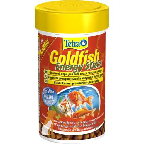 Tetra Goldfish Energy Sticks