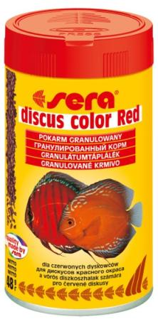 DISKUS COLOR Red