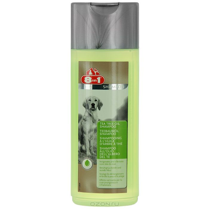Tea Tree Oil Shampoo шампунь